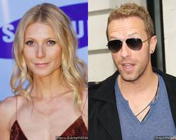 gwyneth paltrow and chris martin get 'very flirty' at hampton screening after party