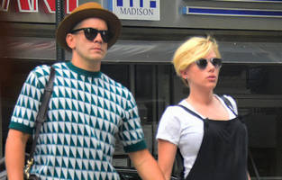 Breaking Hair News: Scarlett Johansson Got a Haircut