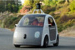 Google-style driverless cars to be allowed on North Devon roads...