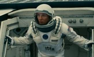 christopher nolan's 'interstellar' - watch latest trailer
