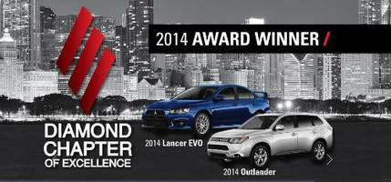 Local Mitsubishi dealership wins Diamond Chapter of Excellence award